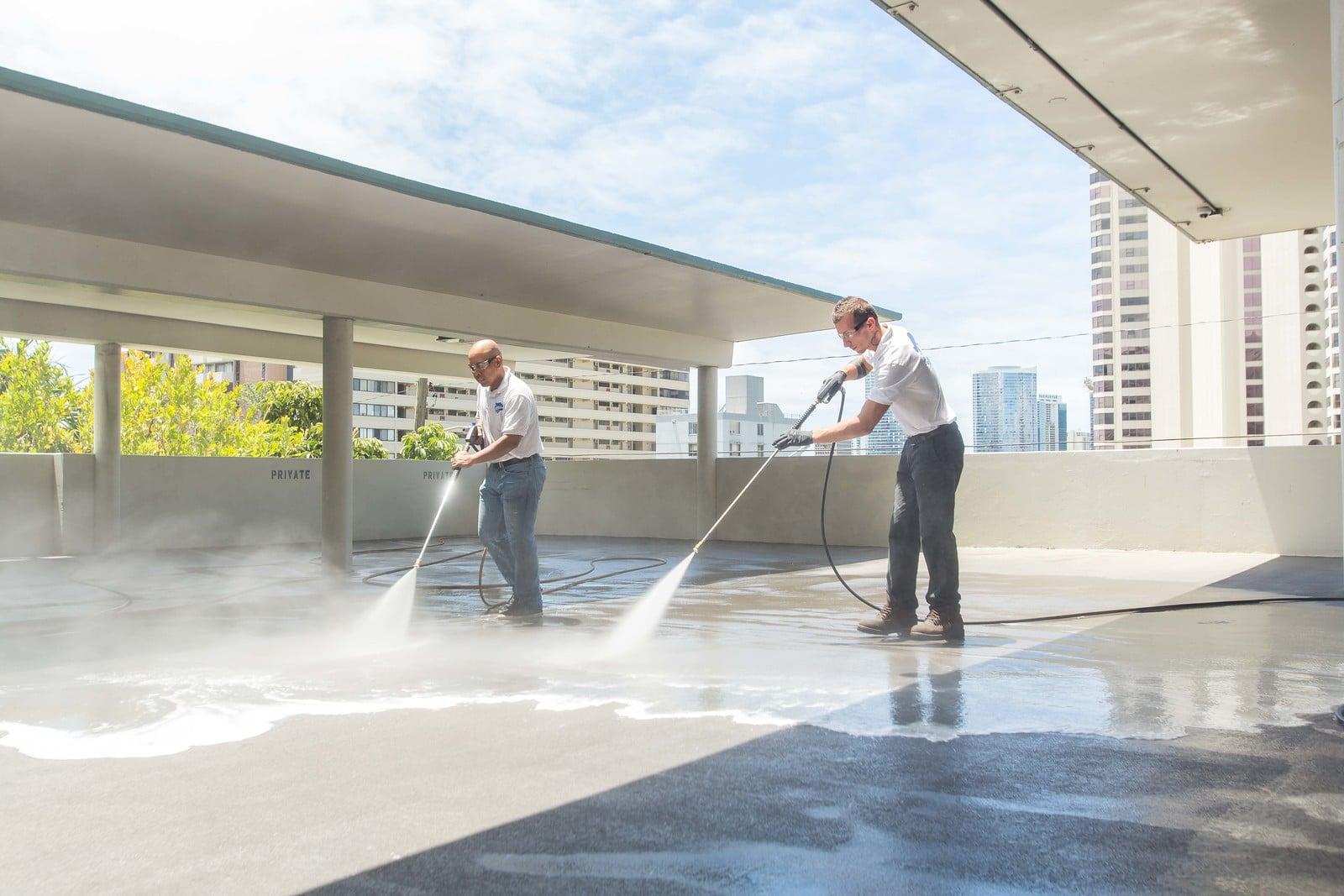 Pressure Washing Service Honolulu